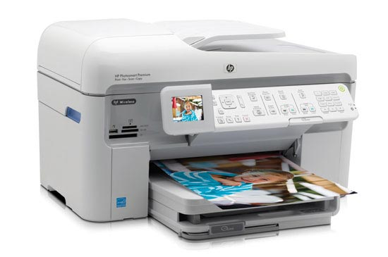 HP Photosmart Premium Fax All-in-One - МФУ для всей семьи