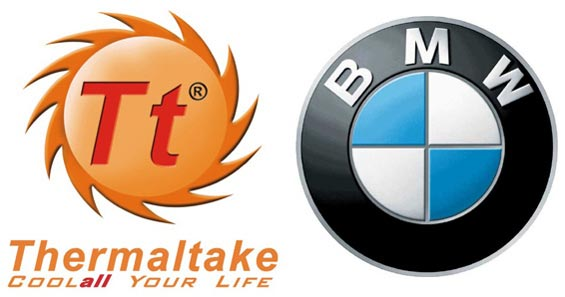 Thermaltake Level 10 - корпус от BMW