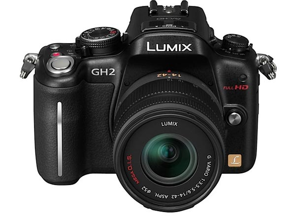Panasonic представила фотоаппарат Lumix DMC-GH2.