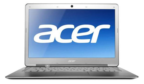Acer Aspire S3 - Acer обновила ультрабук.