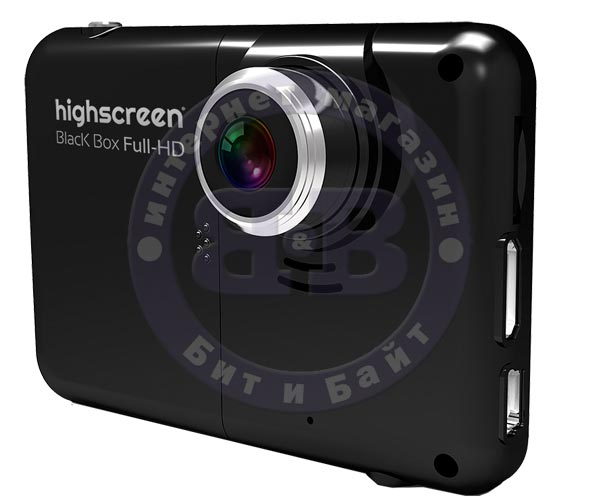 Highscreen Black Box Full HD и HD-mini Plus: компактные регистраторы с видео без интерполяции.