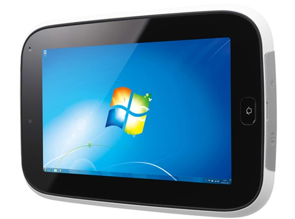 LuvPad WN701: Windows-планшет на платформе Intel Atom.