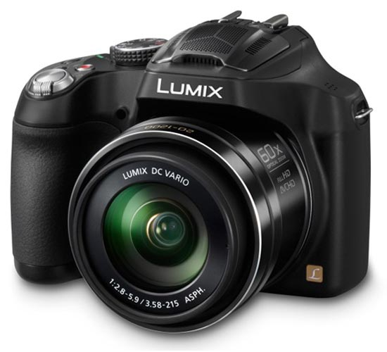 Panasonic Lumix DMC-FZ70: новый рекордсмен среди «ультразумов».