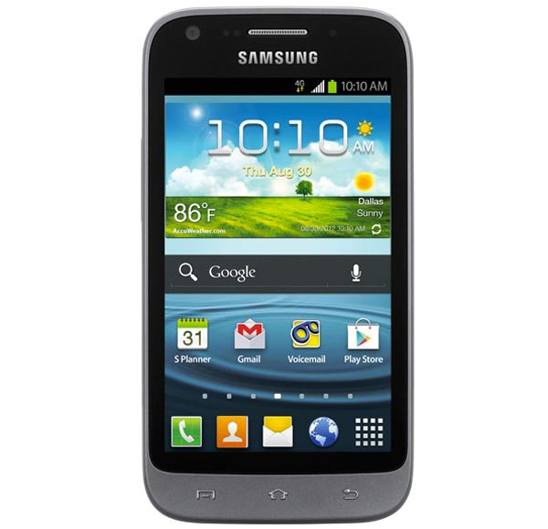 Samsung Galaxy Victory 4G LTE: Android-смартфон с 4-дюймовым дисплеем.