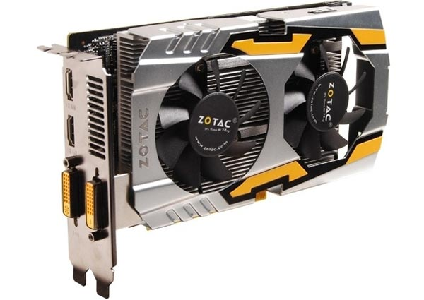 GeForce GTX 650 Destroyer Twin Silent Intelligent - Zotac выпускает новый адаптер.