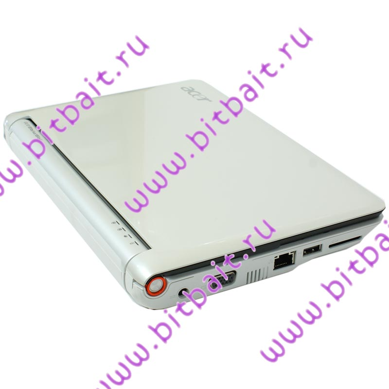 Ноутбук ACER ASPIRE One AOA 150-Bw White Atom / 1024 Мб / 120 Гб / GMA950 64 Мб / Cam / Wi-Fi / 8,9 дюймов WSVGA / WXPH Картинка № 4
