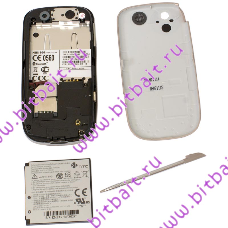 Htc touch dual дизайн