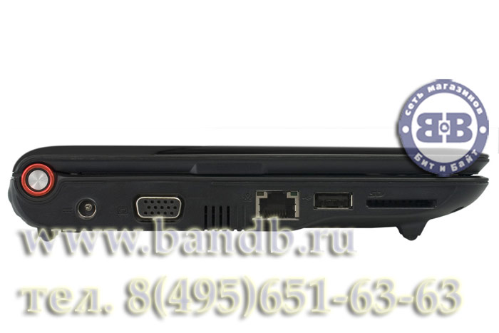 Ноутбук ACER ASPIRE One AOA 150-Bk Black Atom / 1024 Мб / 160 Гб / Intel GMA 950 64 Мб /  Cam / Wi-Fi / 8,9 дюймов WSVGA / WXPH Картинка № 7