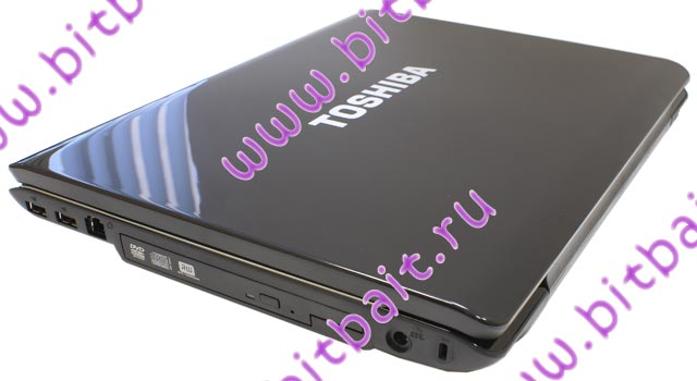 Ноутбук Toshiba Satellite A200-14E T2450 / 1024Mb / 160Gb / DVD±RW / GeForce 7300 256Mb / Wi-Fi / BT / 15,4 дюйма / WVistaHP Картинка № 4