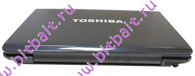 Ноутбук Toshiba Satellite A200-1HV T5300 / 2048Mb / 200Gb / DVD±RW / GeForce 7300 256Mb / Wi-Fi / BT / 15,4 дюйма / WVistaHP Картинка № 3
