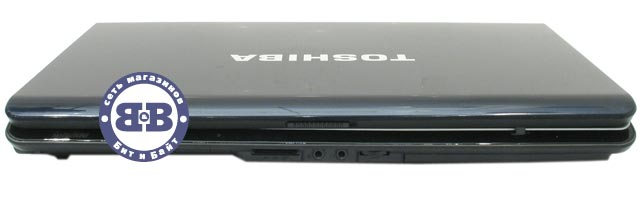 Ноутбук Toshiba Satellite A210-16F Turion64 TL58 X2 / 2048Mb / 160Gb / DVD±RW / ATI HD2600 256Mb / Wi-Fi / BT / 15,4 дюйма / WVistaHP Картинка № 2