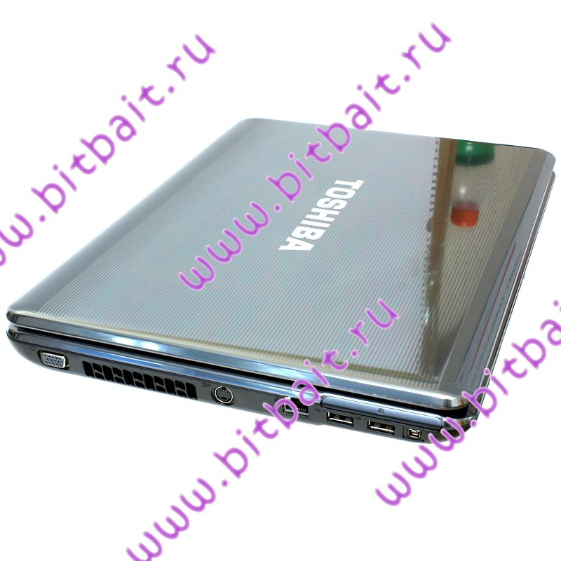 Ноутбук Toshiba Satellite A300-144-3 T2370 / 1024Mb / 200Gb / DVD±RW / intel X3100 358Mb / Wi-Fi / BT / 15,4 дюйма / WVistaHB Картинка № 2