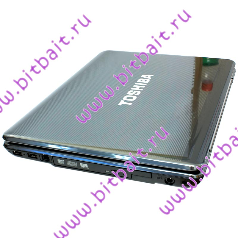 Ноутбук Toshiba Satellite A300D-11S Athlon64 TK57 X2 / 1024Mb / 200Gb / DVD±RW / ATI X1250 831Mb / Wi-Fi / BT / 15,4 дюйма / WVistaHP Картинка № 3
