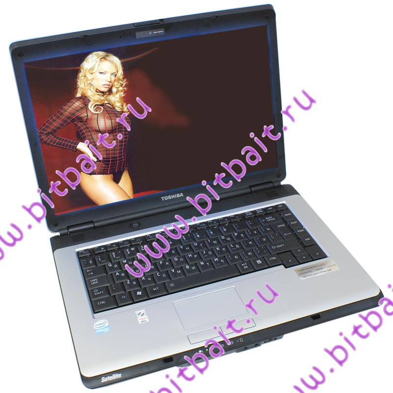 Ноутбук Toshiba Satellite L300-129 T2390 / 2048Mb / 160Gb / DVD±RW / intel X3100 358Mb / Wi-Fi / 15,4 дюйма / WVistaHP Картинка № 1
