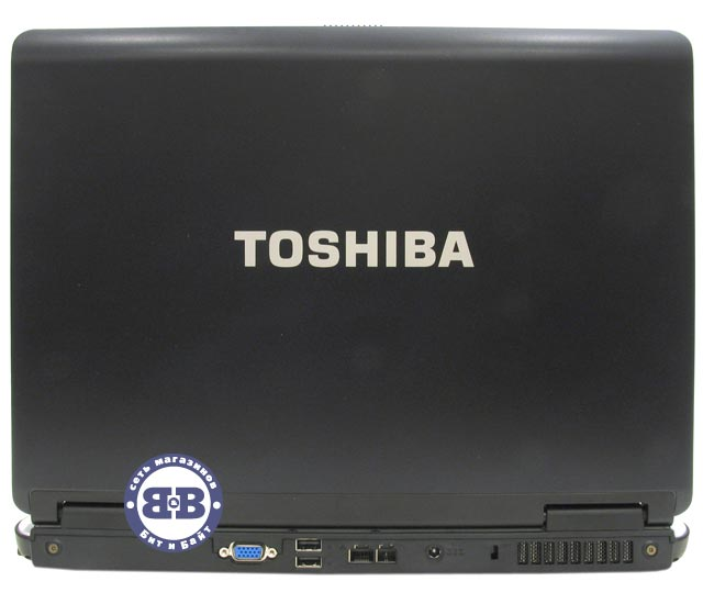 Ноутбук Toshiba Satellite L40-17R T2330 / 1024Mb / 160Gb / DVD±RW / intel X3100 358Mb / Wi-Fi / 15,4 дюйма / noOS Картинка № 4
