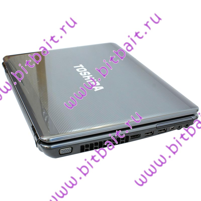Ноутбук Toshiba Satellite U400-10J T2390 / 1024Mb / 200Gb / DVD±RW / intel X3100 358Mb / Wi-Fi / BT / 13,3 дюйма / WVistaHP Картинка № 3