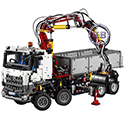 Конструктор Лего Technic 42043 Mercedes-Benz Arocs 3246