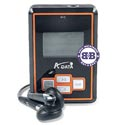 Flash плеер A-Data MF1 1Gb USB2.0 LCD VoiceRec, FM, SD/MMC reader Black