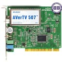 TV-Тюнер AverMedia AverTV 507 TV-tuner PCI int
