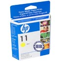 Жёлтый картридж для HP DesignJet 100, 110plus, 120ps, 1220psn, Business 1100DTN, 2200, 2230, 2250, 2800 и др. (C4838AE) HP 11
