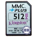 MMC+ 512Mb Kingstone (MMC+/512)
