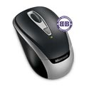 ������������ ���� Microsoft Mobile Mouse 3000 Black